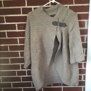 Fenn Wright Manson Buckle Wrap Cardigan